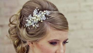 Coordinating Your Wedding Hair Accessory and Hairstyle